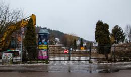 Gdynia: rozbiórka dawnej siedziby Centrum Kultury