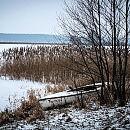 45 km zimowej wędrówki dookoła jezior Wdzydzkich