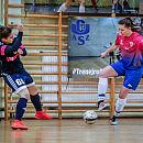 Futsalistki AZS UG zagrają w play-off. Trafiły na mistrzynie Polski