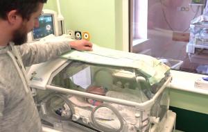Józio z Gdyni ostatnim dzieckiem urodzonym na Klinicznej