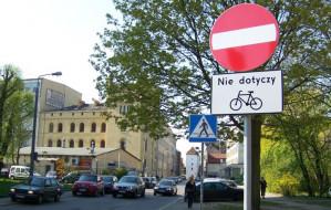 Kierowcy łamią przepisy na Starym Przedmieściu