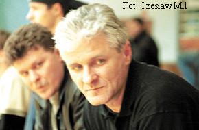 Rozmowa z Andrzejem Zgutczyńskim