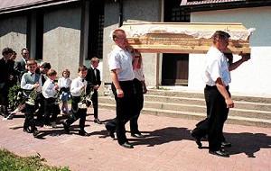 Po tragedii w Kościerzynie