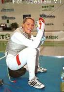 Sylwia Gruchała najlepsza w Lesznie!