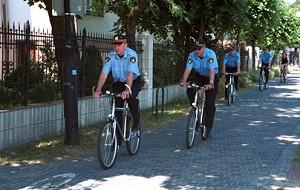 Rowery na służbie