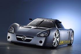 Opel Eco-Speedster: Oszczędzanie paliwa to zabawa