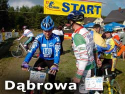 Bike Tour Gdynia, Dąbrowa 05.10.2002