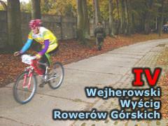 IV Wejherowski Wyścig Rowerów Górskich, 12.10.2002