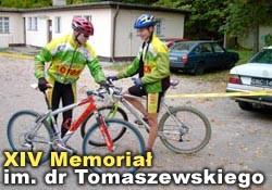 XIV Memoriał im. dr Piotra Tomaszewskiego, 13.10.2002