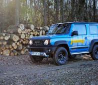 Suzuki Jimny wraca do gry