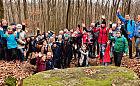 Rodzinnie wśród głazów narzutowych w Lasach Oliwskich