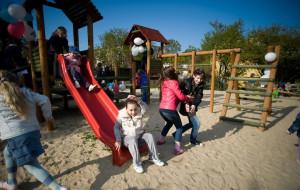 Nowy plac zabaw na Siedlcach w Gdańsku