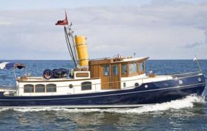 Prawdziwy morski dżentelmen ze stoczni Conrada
