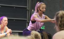 Ewa Chodakowska rozruszała targi fitness