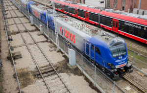 Pięć nowych lokomotyw dla Lotos Kolej