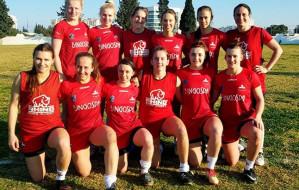 Rugbistki wygrywały w Tunezji. 9 gdańszczanek w reprezentacji Polski
