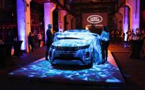 Premiera Range Rovera Evoque w CSG