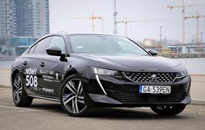 Peugeot 508: nowy król lew