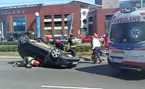 Wypadek przy gdańskim dworcu głównym