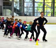 """Chodź na łyżwy. Bezpłatna szkółka dla dzieci od 5 do 12 lat w """"Olivii"""""""