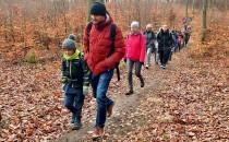Rodzinnie wśród lasów osowskich
