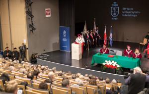 Ruszył jubileuszowy rok gdańskiej uczelni