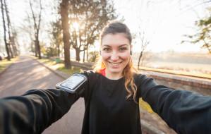 Aktywna babeczka. Po co robimy selfie na treningach?