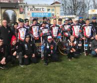 Pierwsze sparingi żużlowców Zdunek Wybrzeża Gdańsk