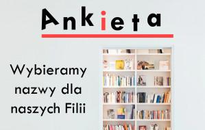 Wybierz nazwy dla gdańskich bibliotek