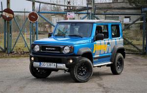 Chcesz kupić Suzuki Jimny? Ustaw się w długiej kolejce