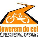 Rowerem do celu, czyli rodzinna impreza rowerowa w Brzeźnie