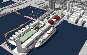 Więcej portu w Śródmieściu Gdyni? Co stanie się z pirsem Dalmoru?