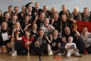 Interplastic Olimpia Osowa Gdańsk mistrzem Polski juniorek w unihokeju