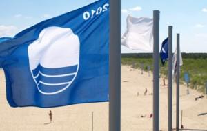 Błękitne Flagi na trójmiejskich kąpieliskach