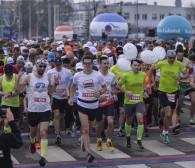 Gdańsk Maraton. Dopinguj biegaczy