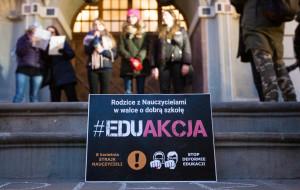 Strajk nauczycieli okiem rodziców