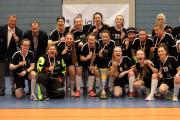 Interplastic Olimpia Osowa Gdańsk po raz dziewiąty mistrzem Polski unihokeistek