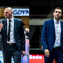 Derby Trójmiasta koszykarzy Arka Gdynia - Trefl Sopot. Trenerzy nie unikają walki