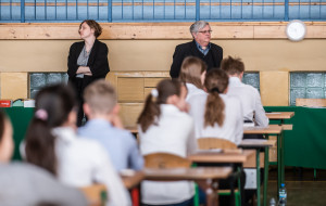 Ostatni egzamin ósmoklasistów - język obcy