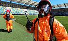 Strażacy ćwiczyli przed piłkarskimi mistrzostwami w Gdyni
