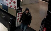 Policja szuka podejrzewanych o kradzieże....