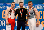 22 medale gimnastyków. Mistrzowie Polski z AZS AWFiS i MKS Gdańsk