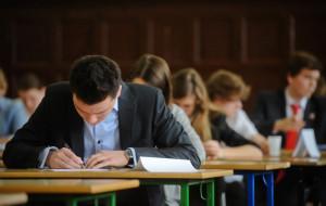 Ruszyły matury 2019. W Trójmieście egzaminy pisze kilka tysięcy osób