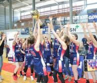 Arka złoto, Politechnika srebro. Mistrzostwa Polski koszykarek U-18