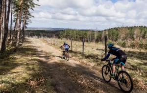 MTB Pomerania Maraton wjeżdża do Kolbud
