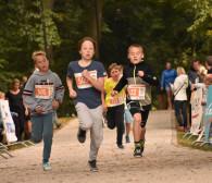 Dzielnicowe bieganie w parku Reagana