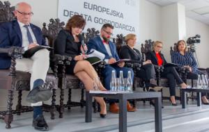 Debatowali kandydaci do Parlamentu Europejskiego