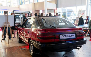 Niezwykła Noc Muzeów w salonie Toyota Walder