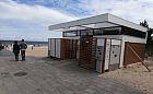 Powstaną kolejne toalety na plaży w Gdańsku