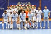 Futsaliści AZS UG Gdańsk zdegradowani z ekstraklasy